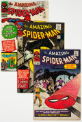 Silver Age (1956-1969):Superhero, The Amazing Spider-Man Group of 7 (Marvel, 1964-69) Condition: Average VG.... (Total: 7 Comic Books)