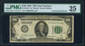 Fr. 2150-L* $100 1928 Federal Reserve Note. PMG Very Fine 25