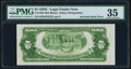 Error Notes:Inverted Reverses, Fr. 1504 $2 1928C Legal Tender Note. PMG Choice Very Fine 35.. ...