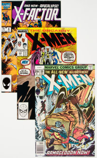 X-Men/X-Factor Group of 23 (Marvel, 1977-86) Condition: Average VF/NM.... (Total: 23 )