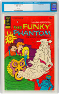 Bronze Age (1970-1979):Humor, The Funky Phantom #3 (Gold Key, 1972) CGC NM 9.4 White pages....