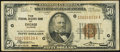 Fr. 1880-G $50 1929 Federal Reserve Bank Note. Very Fine