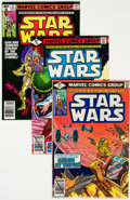 Bronze Age (1970-1979):Science Fiction, Star Wars-Related Group of 75 (Marvel, 1979-85) Condition: Average NM-.... (Total: 75 )