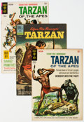 Silver Age (1956-1969):Adventure, Tarzan File Copies Group of 35 (Dell/Gold Key, 1954-72) Condition: Average FN/VF.... (Total: 35 Comic Books)