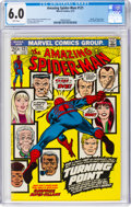 Bronze Age (1970-1979):Superhero, The Amazing Spider-Man #121 (Marvel, 1973) CGC FN 6.0 White pages....
