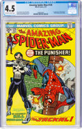Bronze Age (1970-1979):Superhero, The Amazing Spider-Man #129 (Marvel, 1974) CGC VG+ 4.5 Off-white to white pages....