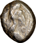 Ancients: LYCIA. Phaselis. Ca. 530-500 BC. AR stater (20mm, 10h). NGC VF