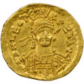 Ancients:Roman Imperial, Leo I the Great, Eastern Roman Empire (AD 457-474). AV sol...
