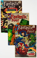 Silver Age (1956-1969):Superhero, Fantastic Four Group of 39 (Marvel, 1964-73) Condition: Average FN.... (Total: 39 )