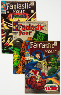 Fantastic Four Group of 39 (Marvel, 1964-73) Condition: Average FN.... (Total: 39 )