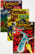 Silver Age (1956-1969):Superhero, Fantastic Four Group of 21 (Marvel, 1966-70) Condition: Average VF-.... (Total: 21 )