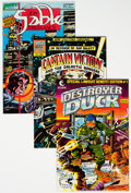 Modern Age (1980-Present):Miscellaneous, Modern Age Comics Short Box Group (Various Publishers, 1980s) Condition: Average NM-....
