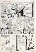 """Original Comic Art:Panel Pages, Dick Ayers and Paul Reinman Tales to Astonish #60 """"Giant-Man"""" Cold War Story Page 4 Original Art (Marvel, 1964). ..."""
