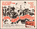 """Movie Posters:Rock and Roll, Hey, Let's Twist & Other Lot (Paramount, 1962). Folded, Overall: Very Fine-. Half Sheets (2) (22"""" X 28""""). Rock and Roll.. ... (Total: 2 Items)"""