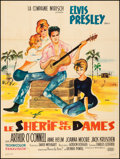 """Follow That Dream (United Artists, 1962). Fine/Very Fine on Linen. French Grande (47.25"""" X 63"""") Siry Artwork..."""