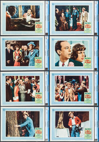 """The Ghost and Mr. Chicken (Universal, 1966). Overall: Very Fine/Near Mint. CGC Graded Lobby Card Set of 8 (11"""" X 14..."""