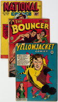 Golden Age (1938-1955):Miscellaneous, Golden Age Comics Group of 15 (Various Publishers, 1940s) Condition: Average GD-.... (Total: 15 Comic Books)