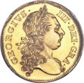 Great Britain, Great Britain: George III gold Proof Pattern 2 Guineas 1768 PR64NGC,...