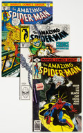 Bronze Age (1970-1979):Superhero, The Amazing Spider-Man Group of 27 (Marvel, 1974-92) Condition: Average VG.... (Total: 27 Comic Books)