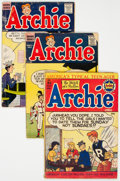Golden Age (1938-1955):Humor, Archie Comics Group of 19 (Archie, 1951-62) Condition: Average GD+.... (Total: 19 Comic Books)