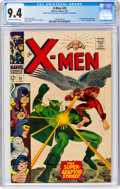 Silver Age (1956-1969):Superhero, X-Men #29 (Marvel, 1967) CGC NM 9.4 Off-white to white pages....