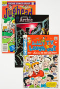 Bronze Age (1970-1979):Humor, Archie Related Bronze to Modern Age Group of 16 (Archie,1969-2017).... (Total: 16 Comic Books)