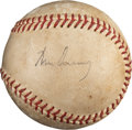 Autographs:Bats, This item is currently being reviewed by our catalogers and photographers. A written description will be available along with high resolution images soon.