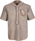Baseball Collectibles:Uniforms, 1924-27 Philadelphia Athletics Game Worn Jersey. ...