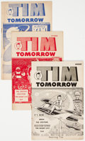 Golden Age (1938-1955):Miscellaneous, Tim Tomorrow Promotional Comics Group of 13 (1951-52) Condition: Average VG/FN.... (Total: 13 )