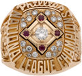 Baseball Collectibles:Others, 1993 Philadelphia Phillies National League Championship Ring. ...