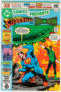 DC Comics Presents #26 Superman and Green Lantern (DC, 1980) Condition: VF
