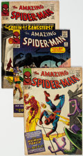 Silver Age (1956-1969):Superhero, The Amazing Spider-Man #21-25 Group (Marvel, 1965) Condition: Average VG.... (Total: 5 Comic Books)