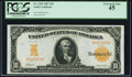 Large Size:Gold Certificates, Fr. 1169 $10 1907 Gold Certificate PCGS Extremely Fine 45.. ...
