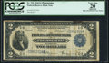 Large Size:Federal Reserve Bank Notes, Fr. 755 $2 1918 Federal Reserve Bank Note PCGS Apparent Very Fine 20.. ...