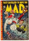 Golden Age (1938-1955):Humor, MAD #2 (EC, 1952) Condition: VG/FN....