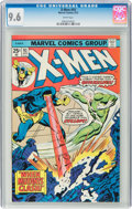 Bronze Age (1970-1979):Miscellaneous, X-Men #93 (Marvel, 1975) CGC NM+ 9.6 White pages....