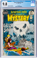 Bronze Age (1970-1979):Horror, House of Mystery #197 (DC, 1971) CGC NM/MT 9.8 Off-white to white pages....