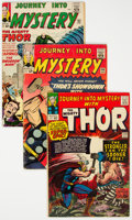 Silver Age (1956-1969):Superhero, Journey Into Mystery Group of 13 (Marvel, 1964-66) Condition: Average VG.... (Total: 13 Comic Books)