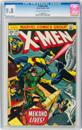 Bronze Age (1970-1979):Superhero, X-Men #84 (Marvel, 1973) CGC NM/MT 9.8 Off-white to white pages....
