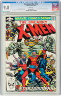 Modern Age (1980-Present):Superhero, X-Men #156 (Marvel, 1982) CGC NM/MT 9.8 White pages....