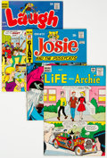 Silver Age (1956-1969):Humor, Archie-Related Comics Group of 18 (Archie, 1960s) Condition: Average FN+.... (Total: 18 Comic Books)