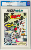 Bronze Age (1970-1979):Superhero, Aurora Comic Scenes #193-140 (Aurora, 1974) CGC NM/MT 9.8 White pages....