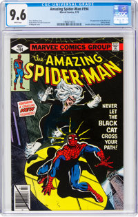 The Amazing Spider-Man #194 (Marvel, 1979) CGC NM+ 9.6 White pages