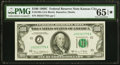 Small Size:Federal Reserve Notes, Fr. 2166-J $100 1969C Federal Reserve Note. PMG Gem Uncirculated 65 EPQ★ .. ...