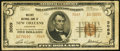 National Bank Notes:Louisiana, New Orleans, LA - $5 1929 Ty. 2 The Whitney NB Ch. # 3069 Fine.. ...