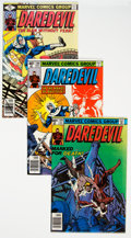 Bronze Age (1970-1979):Superhero, Daredevil Group of 39 (Marvel, 1979-83) Condition: Average NM-.... (Total: 39 )