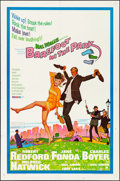 """Movie Posters:Comedy, Barefoot in the Park (Paramount, 1967). Folded, Very Fine-. One Sheet (27"""" X 41"""") Robert McGinnis Artwork. Comedy.. ..."""