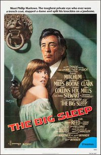 """The Big Sleep & Other Lot (United Artists, 1978). Folded, Very Fine. One Sheets (3) (27"""" X 41"""") &a..."""