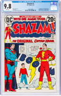Bronze Age (1970-1979):Superhero, Shazam! #1 (DC, 1973) CGC NM/MT 9.8 White pages....