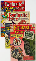 Silver Age (1956-1969):Superhero, Fantastic Four Group of 29 (Marvel, 1963-73) Condition: Average VG-.... (Total: 29 )